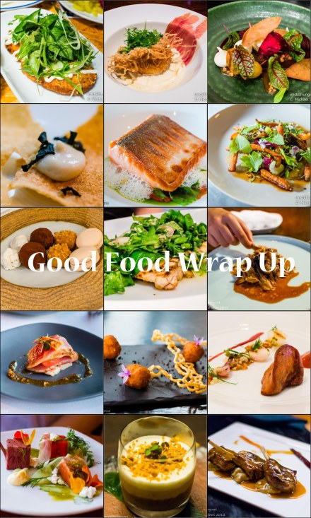 Good Food Guide Sydney Wrap Up