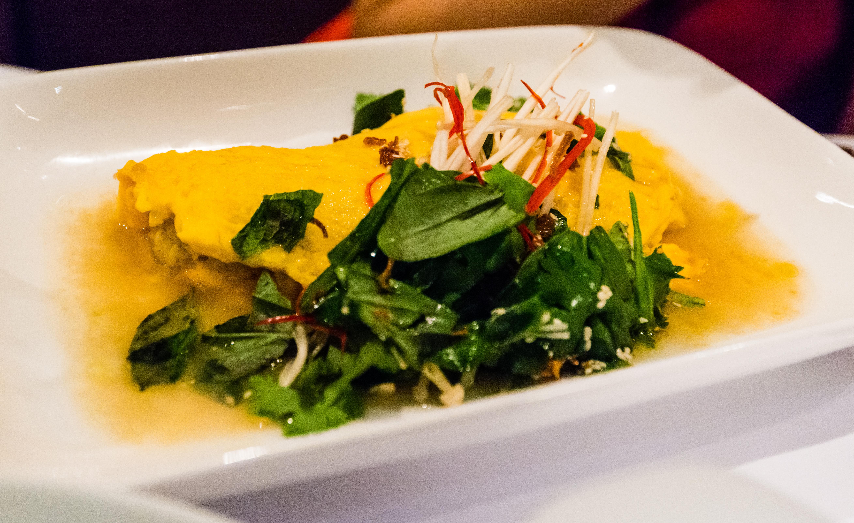 Glass Brasserie omelette